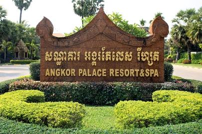 Angkor Palace Resort